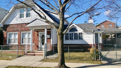 Staten Island Two Family Home For Sale: 146 Mills Avenue
