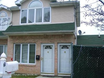 Staten Island Two Family Home For Sale: 61 Renfrew Place
