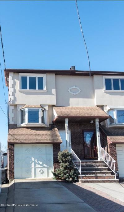 Staten Island Two Family Home For Sale: 228 Slater Boulevard
