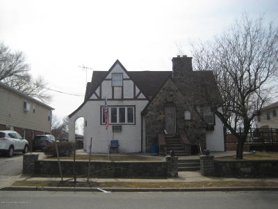 Staten Island Two Family Home For Sale: 388 Clarke Avenue