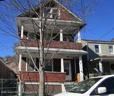 Staten Island Two Family Home For Sale: 222 Gordon Street