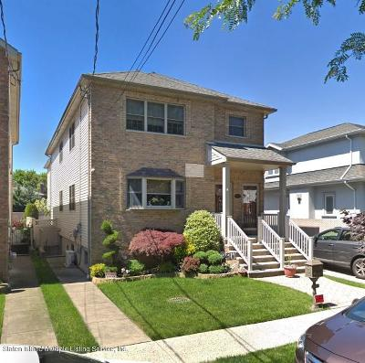 Staten Island Two Family Home For Sale: 240 Alter Avenue