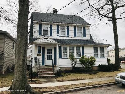 Staten Island Single Family Home For Sale: 74 Summit Road