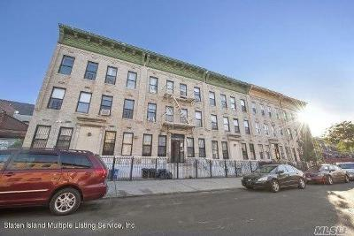 Brooklyn Condo/Townhouse For Sale: 246 Sumpter Street #3c