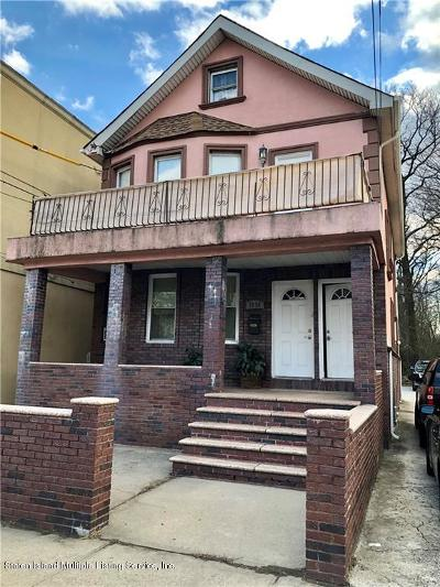 Staten Island Two Family Home For Sale: 1936 Clove Road