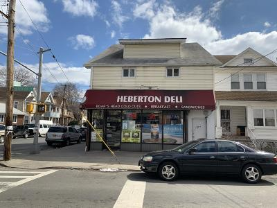Staten Island Business Opportunity For Sale: 341 Heberton Avenue