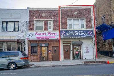 Staten Island Commercial For Sale: 60 Beach Street