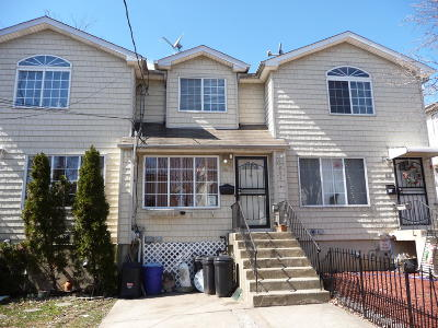 Staten Island Single Family Home For Sale: 54 Faber Street