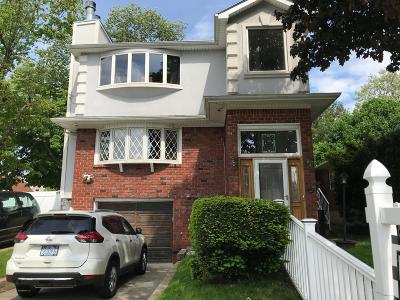Staten Island Two Family Home For Sale: 849 Jewett Avenue
