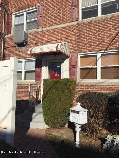 Staten Island Rental For Rent: 21 Dongan Avenue