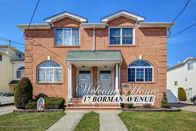 Staten Island Semi-Attached For Sale: 17 Borman Avenue