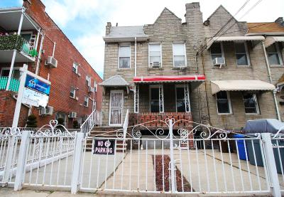 Kings County Two Family Home For Sale: 216 Bay 40th Street