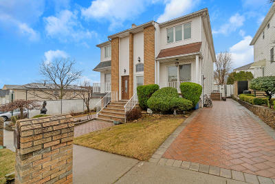 Staten Island Semi-Attached For Sale: 75 Hewitt Avenue