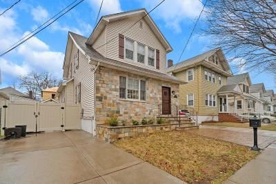 Staten Island Single Family Home For Sale: 186 Burbank Avenue