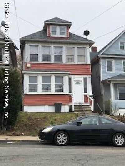 Staten Island NY Two Family Home For Sale: $498,000