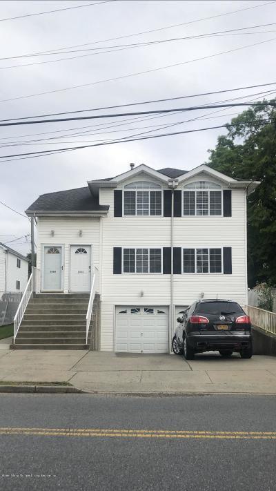Staten Island Rental For Rent: 5368 Arthur Kill Road
