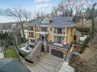 Staten Island NY Single Family Home For Sale: $4,499,000