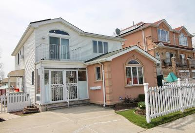 Staten Island Two Family Home For Sale: 516 Lincoln Avenue