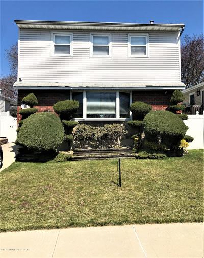 Single Family Home For Sale: 181 Genesee Avenue