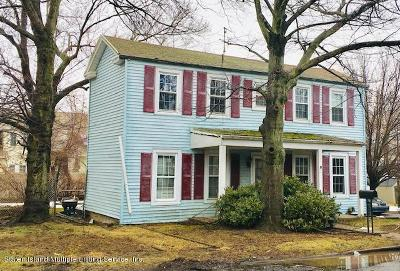 Staten Island Single Family Home For Sale: 21 Knesel Street