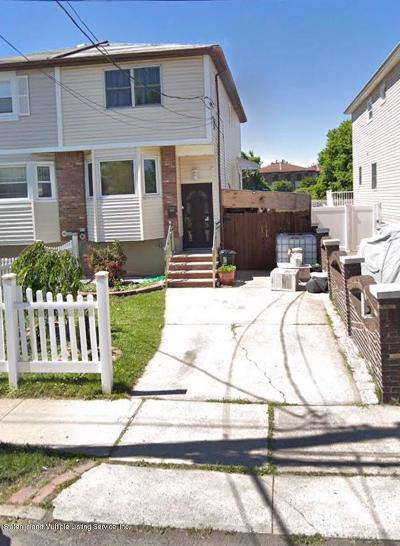 Staten Island Semi-Attached Acceptance: 330 Seaver Avenue