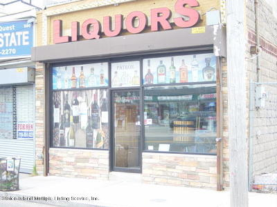 Staten Island Commercial For Sale: 578 Midland Avenue