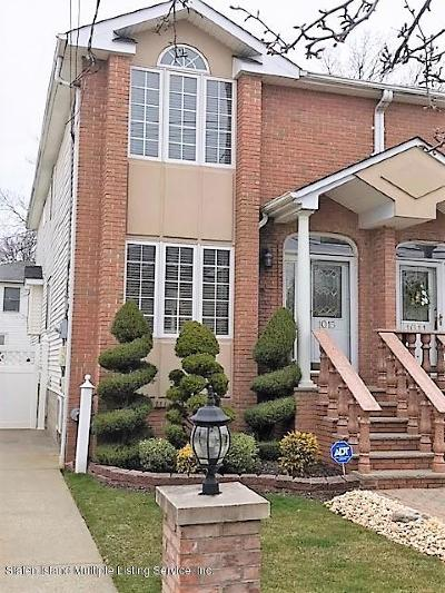 Staten Island Semi-Attached Acceptance: 1015 Sheldon Avenue