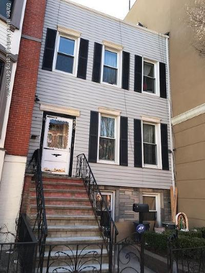 Brooklyn Two Family Home For Sale: 272 12th Street