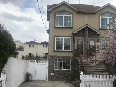 Staten Island Semi-Attached For Sale: 980 Olympia Boulevard