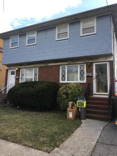 Staten Island Semi-Attached For Sale: 106 Clinton Place