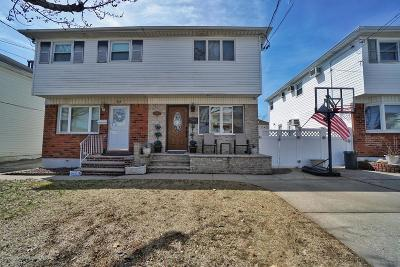Staten Island Semi-Attached For Sale: 366 Fairbanks Avenue