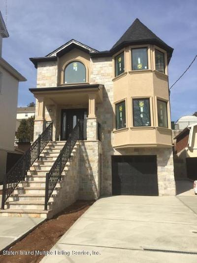 Staten Island Single Family Home For Sale: 27 Spring Street