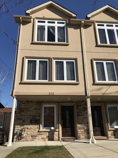 Staten Island Semi-Attached For Sale: 372 Baden Place