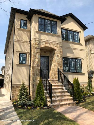Staten Island Two Family Home Acceptance: 245 Edgegrove Avenue