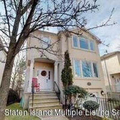 Staten Island Single Family Home For Sale: 47 Callahan Lane