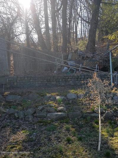 Staten Island Residential Lots & Land For Sale: 1028 Van Duzer Street