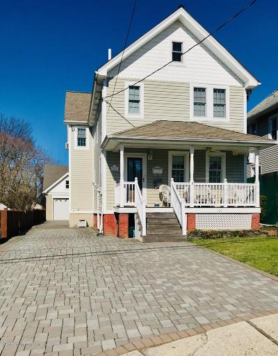 Staten Island Single Family Home For Sale: 161 Barnard Avenue