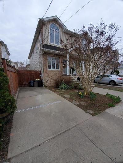 Staten Island Semi-Attached For Sale: 1296 Mason Avenue #A