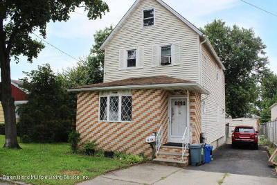 Single Family Home Acceptance: 16 Roswell Avenue