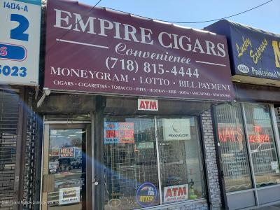 Staten Island Business Opportunity For Sale: 1404 Forest Avenue