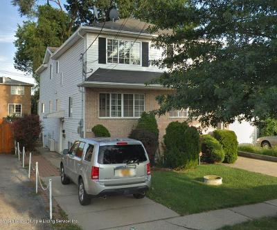Staten Island Two Family Home For Sale: 341 Stewart Avenue