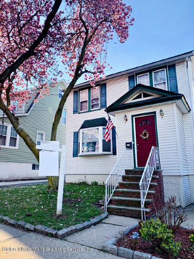 Staten Island Single Family Home For Sale: 28 Maine Avenue