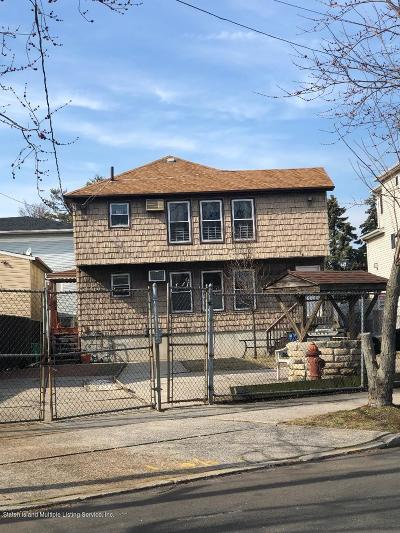 Staten Island Two Family Home For Sale: 153 Quincy Avenue