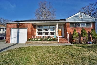 Single Family Home For Sale: 93 Grant Place