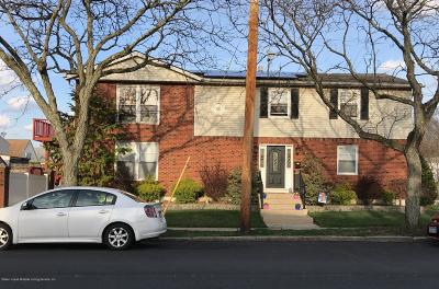 Staten Island Two Family Home For Sale: 441 Wainwright Avenue