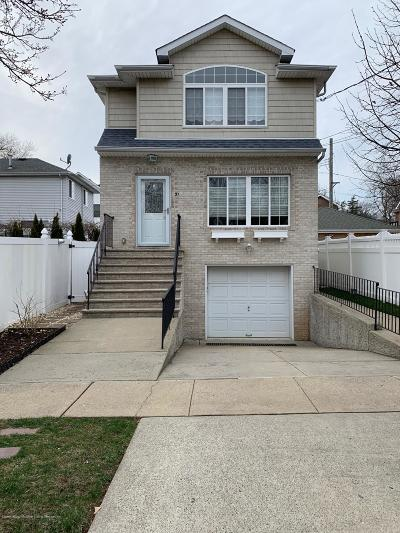 Staten Island Two Family Home For Sale: 51 Plattsburg Street