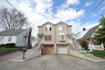 Staten Island Semi-Attached For Sale: 117 Raritan Avenue