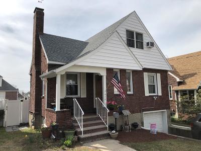 Staten Island Single Family Home For Sale: 670 Davis Avenue
