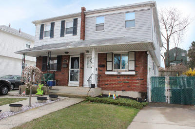 Staten Island Semi-Attached For Sale: 114 E. Brandis Avenue