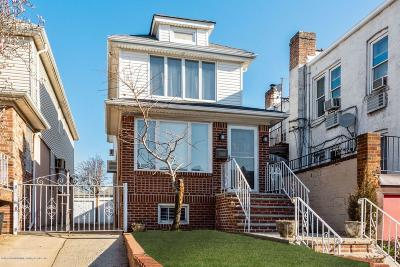 Brooklyn Single Family Home For Sale: 239 Avenue P
